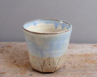 Simple Rustic Water Cup