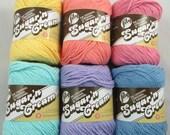 PASTEL Lily Sugar'n Cream Cotton Yarn Colors