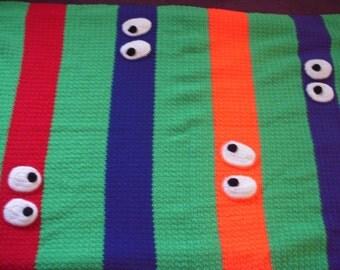 TMNT Crochet Afghan (Teenage Mutant Ninja Turtle)