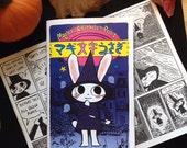 Magical Character Rabbit Comic Zine