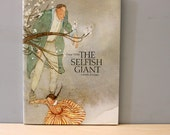 The Selfish Giant. Oscar Wilde tale with  Lisbeth Zwerger illustrations. 1984 First Edition.