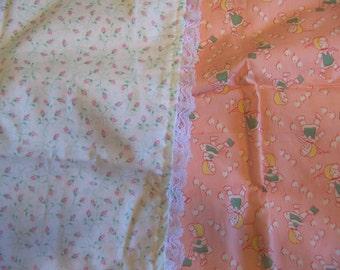 tiny cotton lap blankets