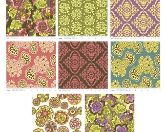 Fiona's Fancy Fabric by Riley Blake - 1/2 Yard Bundle - Sale - Almost Gone