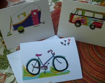 Eco-Gift Sampler Bag, Greeting Card Club