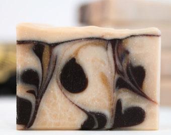 Guinness Swirls - Beer Soap - Gifts for Men