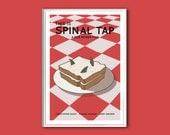 This is Spinal Tap movie poster in various sizes