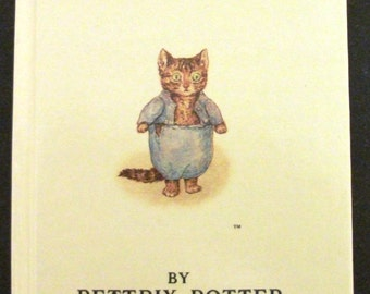 The Tale of Tom Kitten  H.C. Book #8