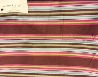 Gypsy Caravan Stripe fabric | Amy Butler fabric | Cotton Quilting fabric