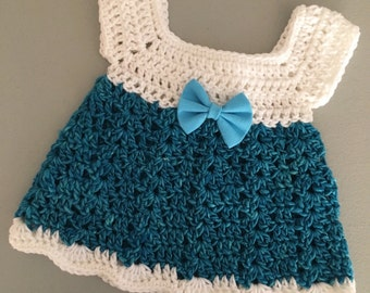 Newborn sundress.. Baby dress.. New baby dress.. Ready to ship