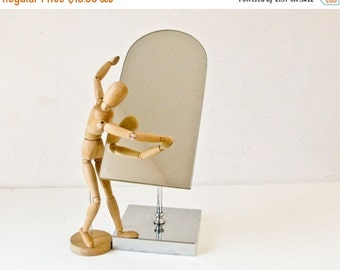 ON SALE Store Makeup Mirror Stand, Jewelry Designer Display