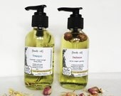 Body Oil - 4 oz All Natural, Vegan - Pick Your Essential Oil Blend