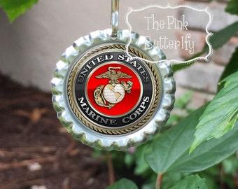 Military Zipper Pull, zipper charm