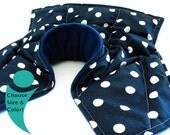 Neck Shoulder Heat Pack Microwave Heat Pad Cape, Heating Pad Microwavable Rice Bag, Fibromyalgia, Rheumatoid Arthritis, Get Well Gift