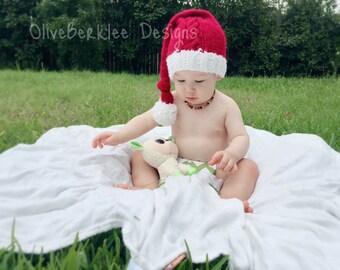 Cable Knit Knot Santa Stocking