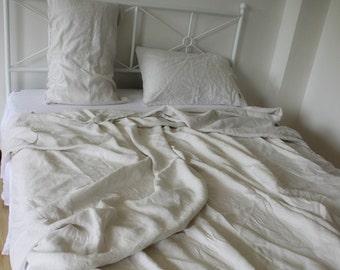 Items Similar To Set Of Queen Pillow Shams 20x20 Grey