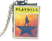 Hamilton, Broadway Theatre, Broadway Playbill, Tony Award Best Musical, Rap Musical, Founding Fathers, Hamilton the Play