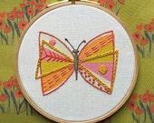 Flutterby Stitch Kit