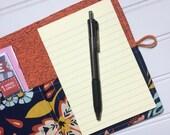 Mini Shopper - Notepad holder List taker - Harvest Garden