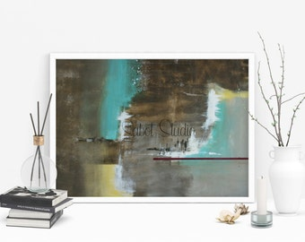 "11x14 Wall Gallery Art ""Abstract"" - Digital Download"