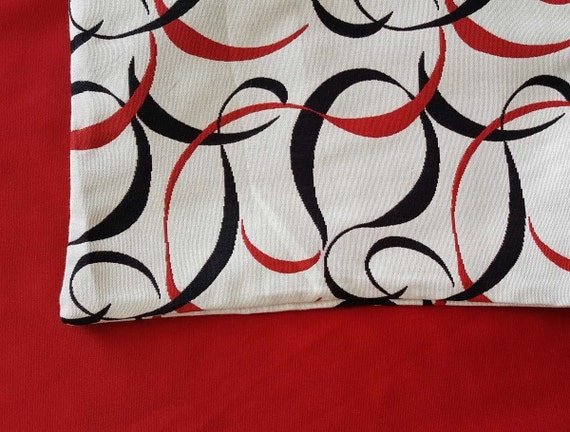 Solid Red Pillow Covers Red Throw Pillows Red by PillowThrowDecor