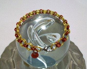 Chail Maille Anodized Aluminum Bracelet