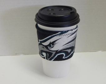 Hot Cold Reusable Drink Wrap Cozy  NFL Football EAGLES