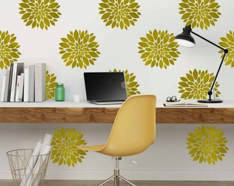 Mums the word Decals