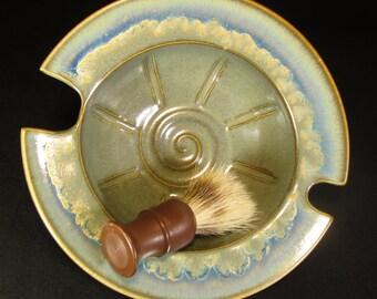 Wet Shaving Bowl - 30% Off - Large Wet Shaving Ceramic Bowl - Wet Shave Bowl - Bowl Shaving - Wetshave Ceramic - Wet Shaving Dish - In Stock