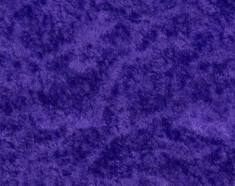 Vintage Crushed Velvet Fabric, Stretch, Purple, 1 yd 8 in. 60 in. wide, Accessories, Clothing, Doll clothes, Selling as one piece