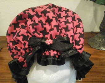 Fancy Shower Cap Spa and Bath fits Small head