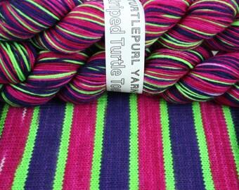 1992 - Hand-Dyed Self-Striping Sock Yarn