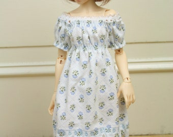 BJD Minifee Girl Summer Dress - 43008