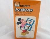 Vintage 1970s Disney Dominos NIB