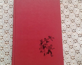 1953 The Happy Hollisters Vintage Book