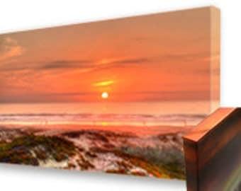 Pismo Beach Dunes Canvas Art