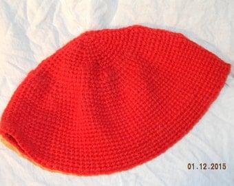 Child's Nalbound Wool Cap