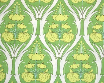 COUPON Sale - Amy Butler, Soul Blossoms, Passion Lily, Fern, Rowan Westminster, 100% Cotton Quilt Fabric, Green, Quilting, SELECT a SIZE