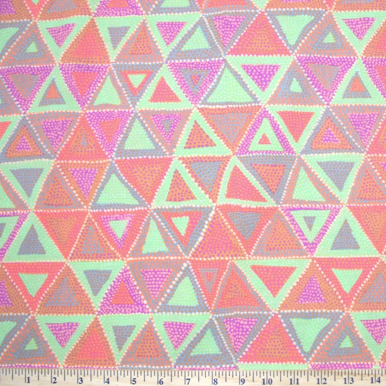 Sale brandon mably beaded tents spring rowan for Quilting fabric sale