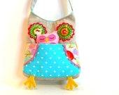 girls purse owl purse cross body bag