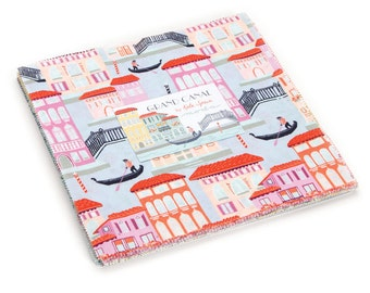 SUMMER SALE - Layer Cake - Grand Canal - Kate Spain for Moda Fabric