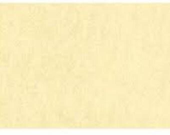 8 1/2 x 11 - American Crafts - Smooth - Vanilla Cardstock