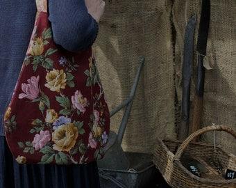 SANYU . Meandering Bag from The Linen Garden Studio