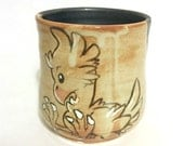 Chocobo Yunomi Cup
