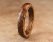 Size 11 - Tamboti Wood Ring No. 245