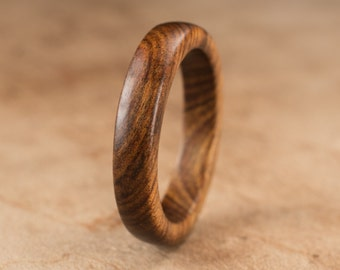 Size 11 - Tamboti Wood Ring No. 245