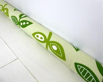 Green Draft Stopper - Unique Home Decor - Green Door Snake - Modern Home Decor - Unique Gift - Green Beanstalk. 78.