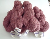 Lot of 6 Skeins Briggs and Little REGAL 2 Ply Worsted Weight 100% Wool Yarn