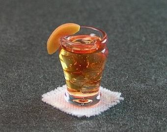 Peach Iced Tea  (1:12th Scale)