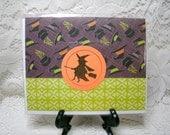 PRE SEASON SALE 6226: halloween card