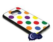 Rainbow Polka Dot for the Samsung Galaxy S Models